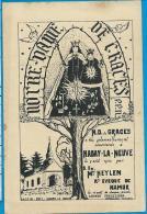 Holycard    N.D. De Graces - Devotieprenten