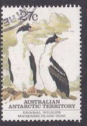 Australian Antarctic Territory  S 56 1983 Regional Wildlife 27c Shag Used