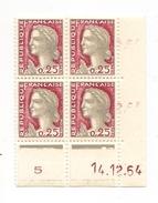 Marianne  DECARIS  Yvert 1263 C.D  14/12/64 - 1960 Maríanne De Decaris