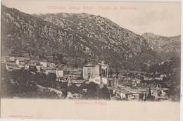 CPA ESPAGNE VALLDEMOSA Village Collection Grand Hôtel Palma De Mallorca 1904 - Mallorca