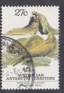 Australian Antarctic Territory  S 57 1983 Regional Wildlife 27c Seals Used
