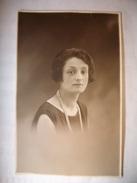 Carte Postale Femme Au Collier (Photographe Gerschel,  Reims )   (Petit Format Non Circulée ) - Fotografía