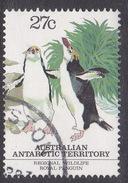 Australian Antarctic Territory  S 58 1983 Regional Wildlife 27c Penguins Used