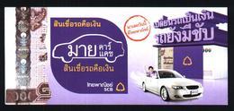 Billet Publicitaire (art. N° 556) - Thaïlande