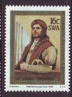 D120612 South West Africa 1988 DISCOVERIES Bartholomeu Dias MNH - SWA Namibia Namibie