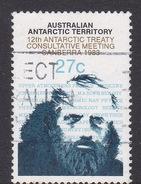 Australian Antarctic Territory  S 60 1983 12th Antarctic Meeting 27c Scientist Used