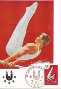JAPAN  TOKYO  Les Universiades 26 Aout 1967 4 Septembre 1967