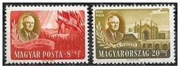 Ungheria/Hungary/Hongrie: Franklin Delano Roosevelt - Celebrità