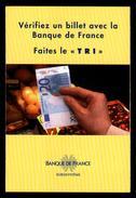 Plaquette Banque De France - Vérifier Un Billet ( N°561 ) - EURO
