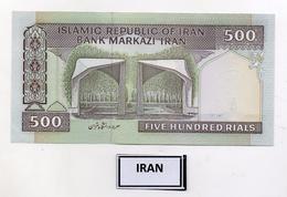 Iran - Banconota Da 500 Rials - Nuova -  (FDC3980) - Iran
