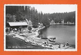 Lac Des Chavonnes, Commune D'Ormont-Dessous, Au-dessus De Villars-sur-Ollon - VD Vaud