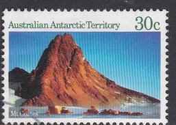 Australian Antarctic Territory  S 65 1984 Antarctic Scenes 1 30c Mt Coates Used
