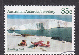Australian Antarctic Territory  S 67 1984 Antarctic Scenes I 85c Airfield Used