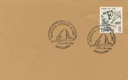 ESPANA - BARCELONA - TURN - GINNASTICA - VOLTEGGI CAVALLO - MEMORIAL JOAQUIM BLUME