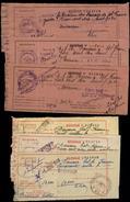 Lot De 6 Récépissés Des Douanes - 1942 ( N°564 ) - Autres