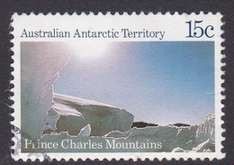 Australian Antarctic Territory  S 68 1985 Antarctic Scenes II  15c Mountain Used