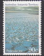 Australian Antarctic Territory  S 71 1985 Antarctic Scenes II  90c Ice Used