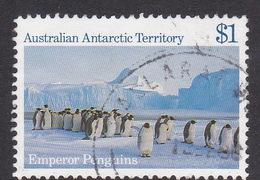 Australian Antarctic Territory  S 72 1985 Antarctic Scenes II  $1.00 Penguins Used