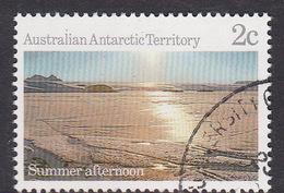 Australian Antarctic Territory  S 74 1987 Antarctic Scenes III 2c Afternoon Used