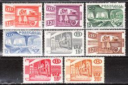 TR322/29*  Timbres Pour Colis Postaux - Série Complète - MH* - LOOK!!!! - 1942-1951