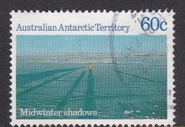 Australian Antarctic Territory  S 78 1987 Antarctic Scenes III 60c Shadows Used