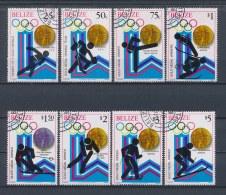 Belize 1980 Mi: 501-508 Yt:  (Gebr/used/obl/o)(1830) - Belize (1973-...)