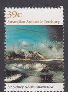 Australian Antarctic Territory  S 84 1989 Antarctic Landscapes 39c Antarctic Used