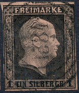 Stamp German States Prussia 1850 1sg Used Lot#5 - Prusse