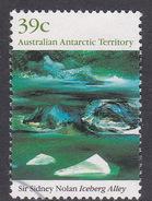Australian Antarctic Territory  S 85 1989 Antarctic Landscapes 39c Iceberg Alley Used