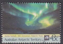 Australian Antarctic Territory  S 88 1991 Antarctic Treaty 43c Treaty Used