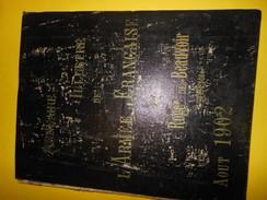 Annuaire Illustré De L'Armée Française/ Roger De Beauvoir /Plon-Nourrit éditeurs/dUBONNET:AmerPICON/1902    LIV113 - Libri, Riviste & Cataloghi