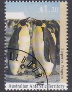 Australian Antarctic Territory  S 94 1992 Antarctic Wildlife Serie I $ 1.20 Emperor Penguin Used