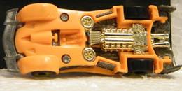 MONDOSORPRESA, (SC106 - X12) MACCHININA 1995, MATTEL, ROAD ROCKET ARANCIONE 7,7CM - Other