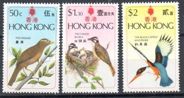 PRICE REDUCED Hong Kong Mnh ** 36 Euros 1975 Birds Oiseaux Vogel - Nuevos