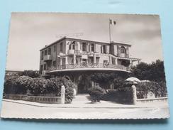 "Hôtel "" Rose Thé "" La Ciotat ( N° 9 ) Anno 19?? ( Zie Foto Details ) !! - La Ciotat"