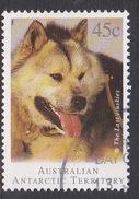 Australian Antarctic Territory  S 98 1994 The Last Huskies 45c Husky Used - Australian Antarctic Territory (AAT)