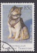 Australian Antarctic Territory  S 100 1994 The Last Huskies 85c Husky Used