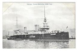 (13752-00) Carnot - French Battleship - Krieg