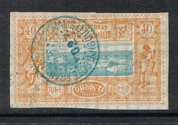 COTE DES SOMALIS N°14 - Used Stamps