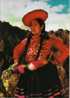 Machupicchu * Belle Carte* Edition Swiss Photo N°C-1610 - Pérou