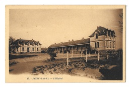 (13769-35) Janzé - L'Hôpital - Autres Communes