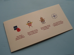 The ROYAL BRITISH LEGION Antwerp Branch & .......( See Photo ) Bob CHAMBERS Uitnodiging Nieuwjaarsreceptie 2013 ! - Documents