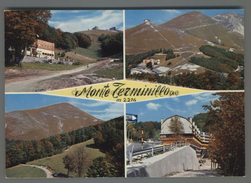 A1045 MONTE TERMINILLO VEDUTE - Rieti
