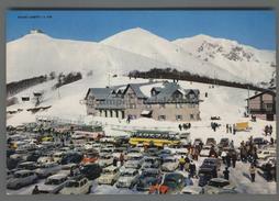 A1054 MONTE TERMINILLO CAMPO FOROGNA ALBERGO CIT STAZIONE SUPERIORE FUNIVIA - Rieti