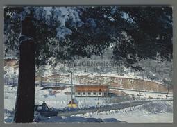 A1056 RIETI MONTE TERMINILLO PIAN DE ROSCE CHALET E RISTORANTE AMOROSO - Rieti