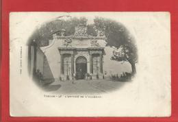 TOULON  -  Dépt 83 - CPA -  Entrée De L'Arsenal - 1903 - Toulon