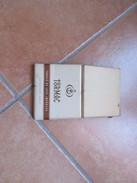 Scatola Vuota Originale Epoca Sigarette Cigarettes TURMAC Cartone - Contenitori Di Tabacco (vuoti)
