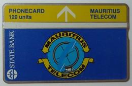 MAURITIUS - Landis & Gyr - L&G - MAU-02 - State Bank - 212K - 120 Units - Mint - R - Mauritius