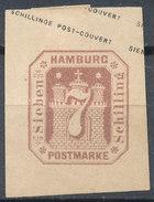 Stamp German States Hamburg   Lot#55 - Hamburg