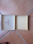 Scatola Vuota Originale Epoca Sigarette Cigarettes CARTONE TURMAC Tabac De Luxe Importes 20 Superfiltre OVAL - Contenitori Di Tabacco (vuoti)